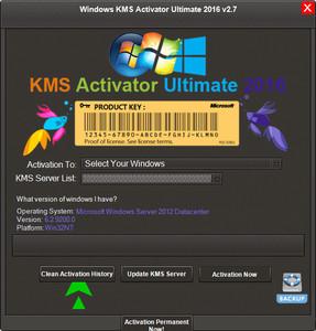 All activation Windows (7-8-10) v9.0 DC 14.09.2016
