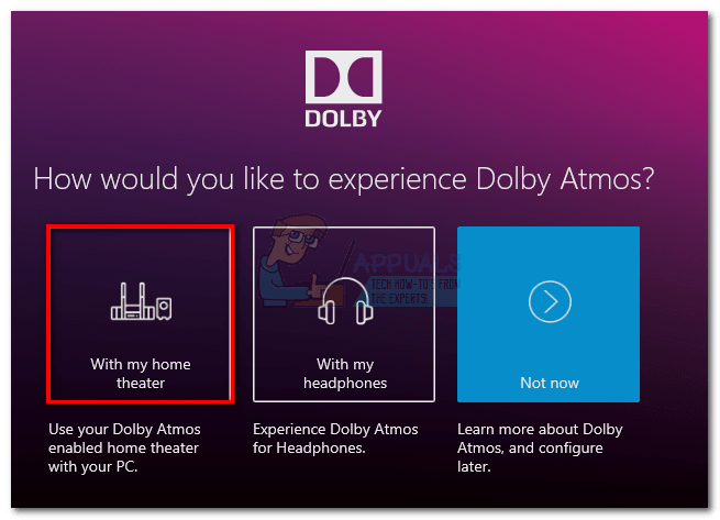 Скачать Dolby Access для Windows 10 - Sound