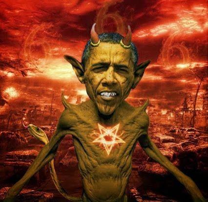 Барак Обама из нутри