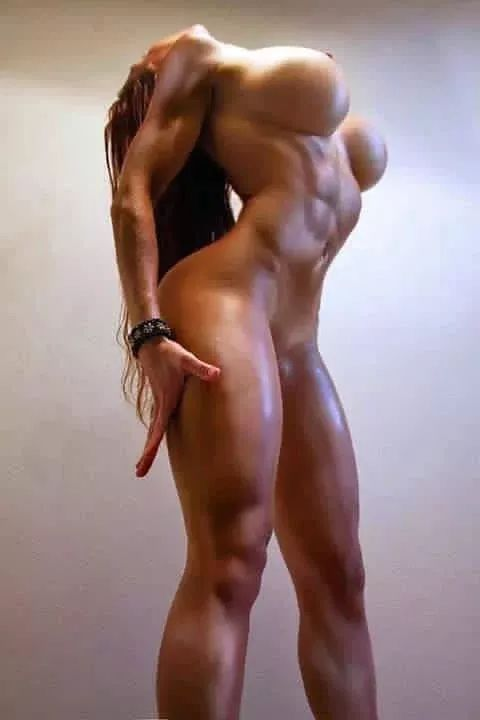 flexible excited girl's body