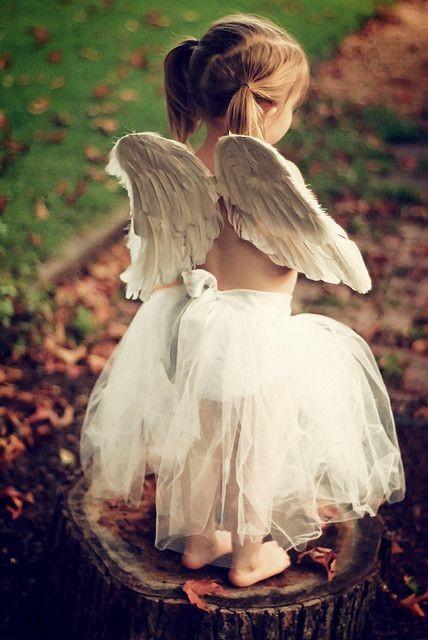 Ангелочек Детство